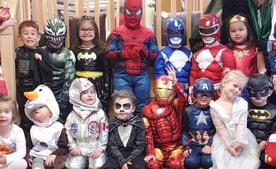 Happy Halloween 2020!