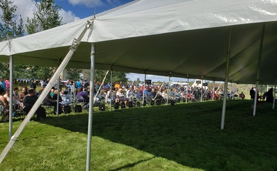 Fourth annual powwow another success
