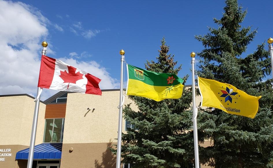 Flag ceremonies to begin reconciliation efforts