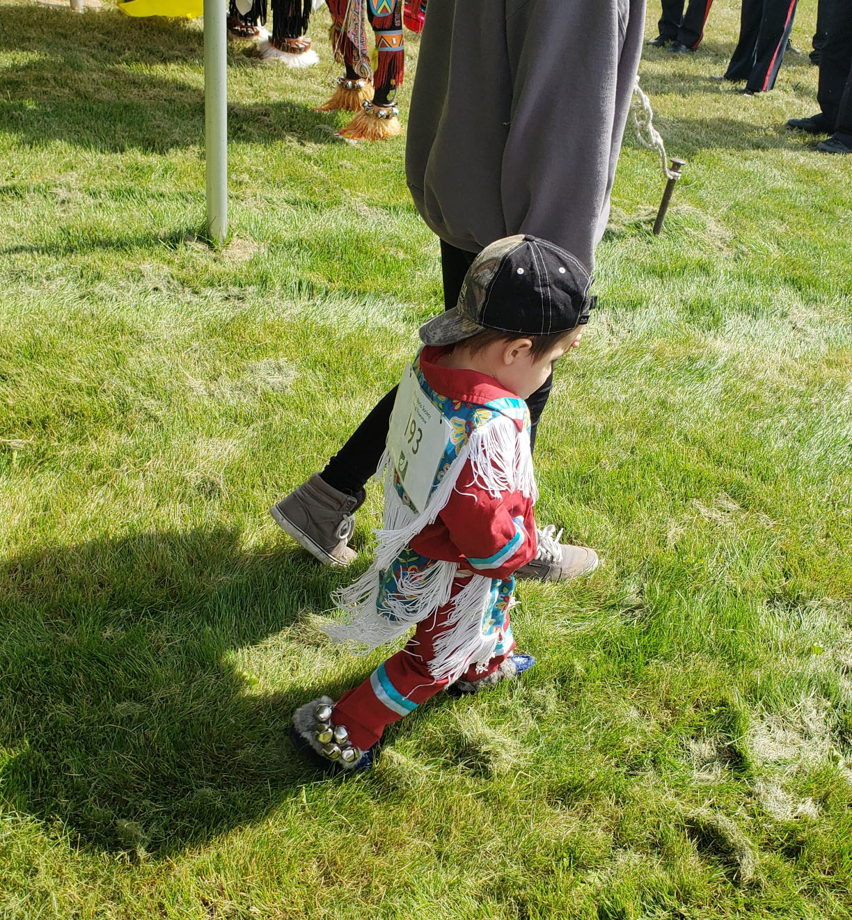 Powwow is a hit, three years in a row