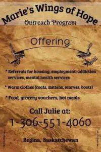 Julie Francella's outreach